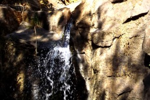 waterfall close